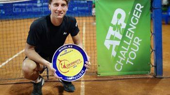 Olivo conquistó el Challenger de San Benedetto
