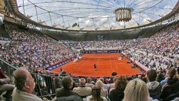 Comienza Hamburgo, el último gran torneo sobre polvo en el año