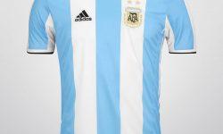 FPD: ganá la camiseta oficial de la Selección Argentina de fútbol masculino