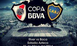Boca – River en Mexico VIP