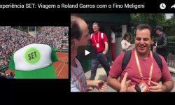 SET Brasil – Viagem para Roland Garros