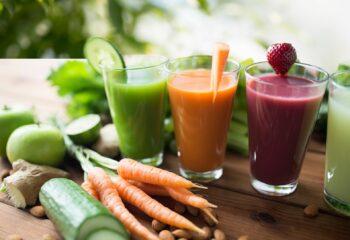 Cuatro errores comunes que debes evitar cuando sigues dietas detox