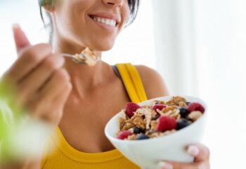 Snacks healthy para cuidarte entre horas