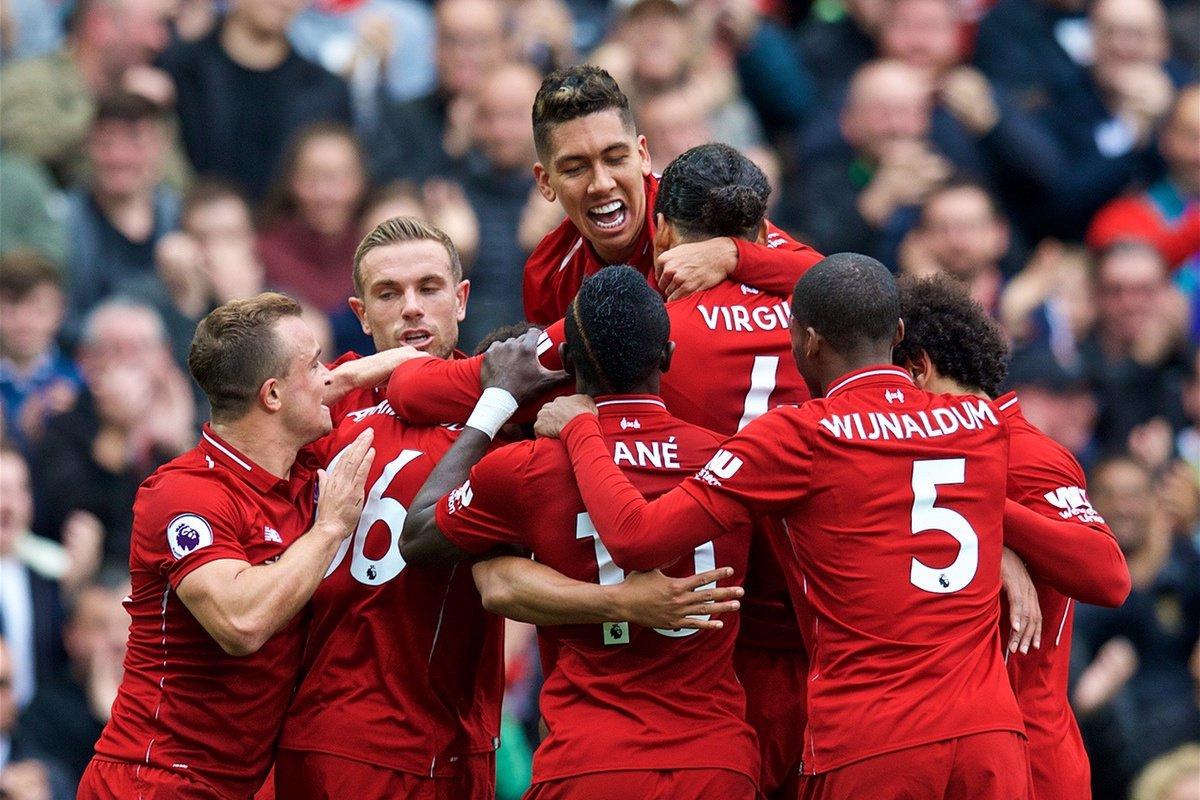 Un Liverpool Intratable
