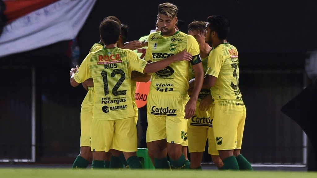 El Pibe Rojas y un golazo en la Super Liga Argentina