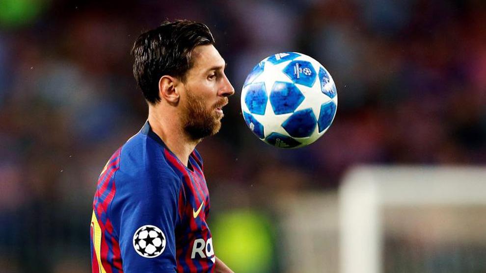 Hay Champions y juega Messi. ¿A qué hora?